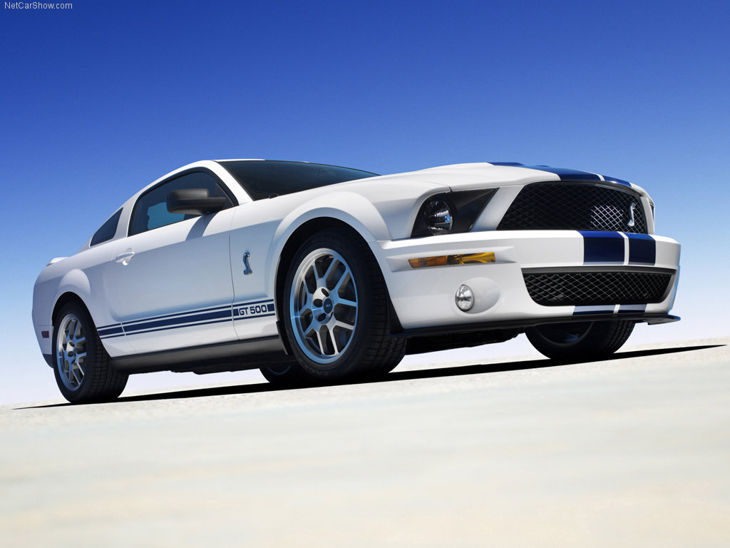 07 Shelby Gt 500
